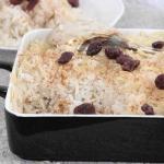 Zapiekanka ryżowa