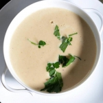 Zupa z kasztanów