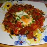Hiszpańskie śniadanie...