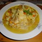 Zupa z kalafiora.