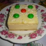 Sernik cytrynowy z...