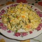 Sałatka warzywna -...