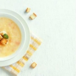 Serowa zupa szwajcarska...