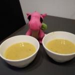 Zupa krem fasolowa