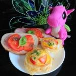 Muffiny jajeczne z serem...