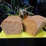 Chleb pszenno-żytni z...