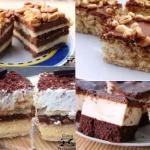 10 najlepszych ciast bez...