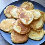 Puszyste pancakes na...