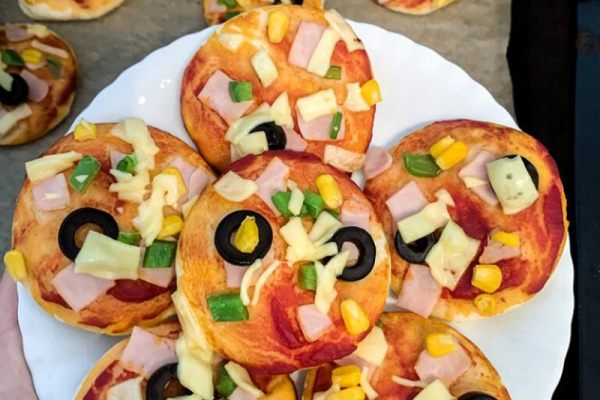 Pizzerinki – Mini Pizze