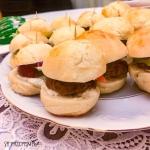 Mini Hamburgery na Dwa...