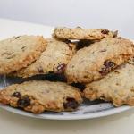 Ciasteczka Owsiane w 15...