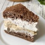 Ciasto słodka chwila