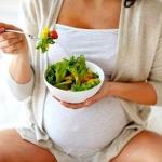 Dieta kobiety w ciąży.