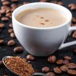 Kawa z orzechami...