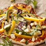 Domowa pizza z awokado i...