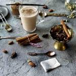 Chai tea latte –...