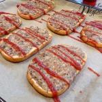 Chrupiące kanapki z...