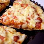Szybka pizza z patelni