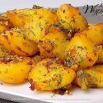 Pieczone ziemniaki –...