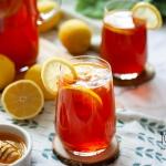 Ice tea – cytrynowa...