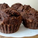 Czekoladowe muffinki...