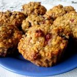 Dietetyczne muffinki...