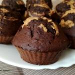 Fit muffinki czekoladowe...