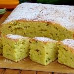 Szybkie cytrynowe ciasto...