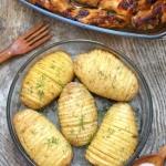 Ziemniaki pieczone...