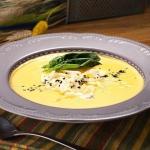 Kremowa zupa kalafiorowa...