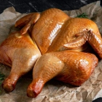 Wędzenie kurczaka...