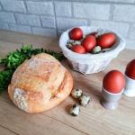 Skorupki jajek bawione w...