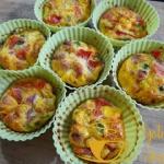 Muffiny jajeczne z...