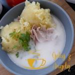 Zupa z królika