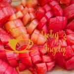 Mrożone pomidory