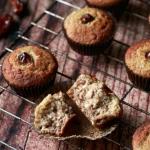 Muffiny daktylowe z...