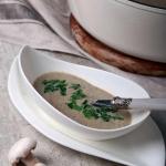 Zupa pieczarkowa – krem