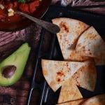 Domowe czipsy z tortilli
