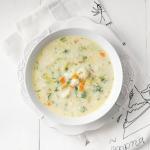 Zupa jarzynowa letnia