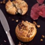Muffinki z gruszką i...