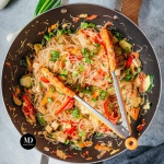Stir fry – Makaron z...