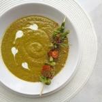 Zupa krem z zielonej...
