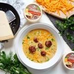 Zupa serowo-cebulowa z...
