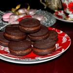 Całuski czekoladowe z...