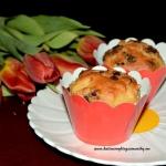 Muffiny z chipsami