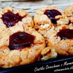 Ciasteczka Orzechowe z...