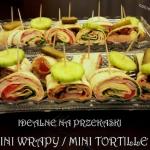 Przekąski z Tortilli