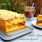 Ciasto z Figami i Kaszą...