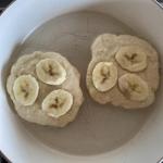 Bananowe placuszki z...