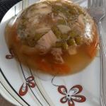 Galaretka z kurczakiem,...